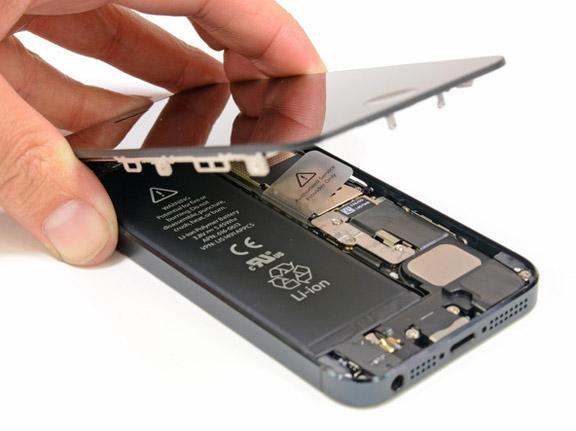 Замена экрана в смартфоне
